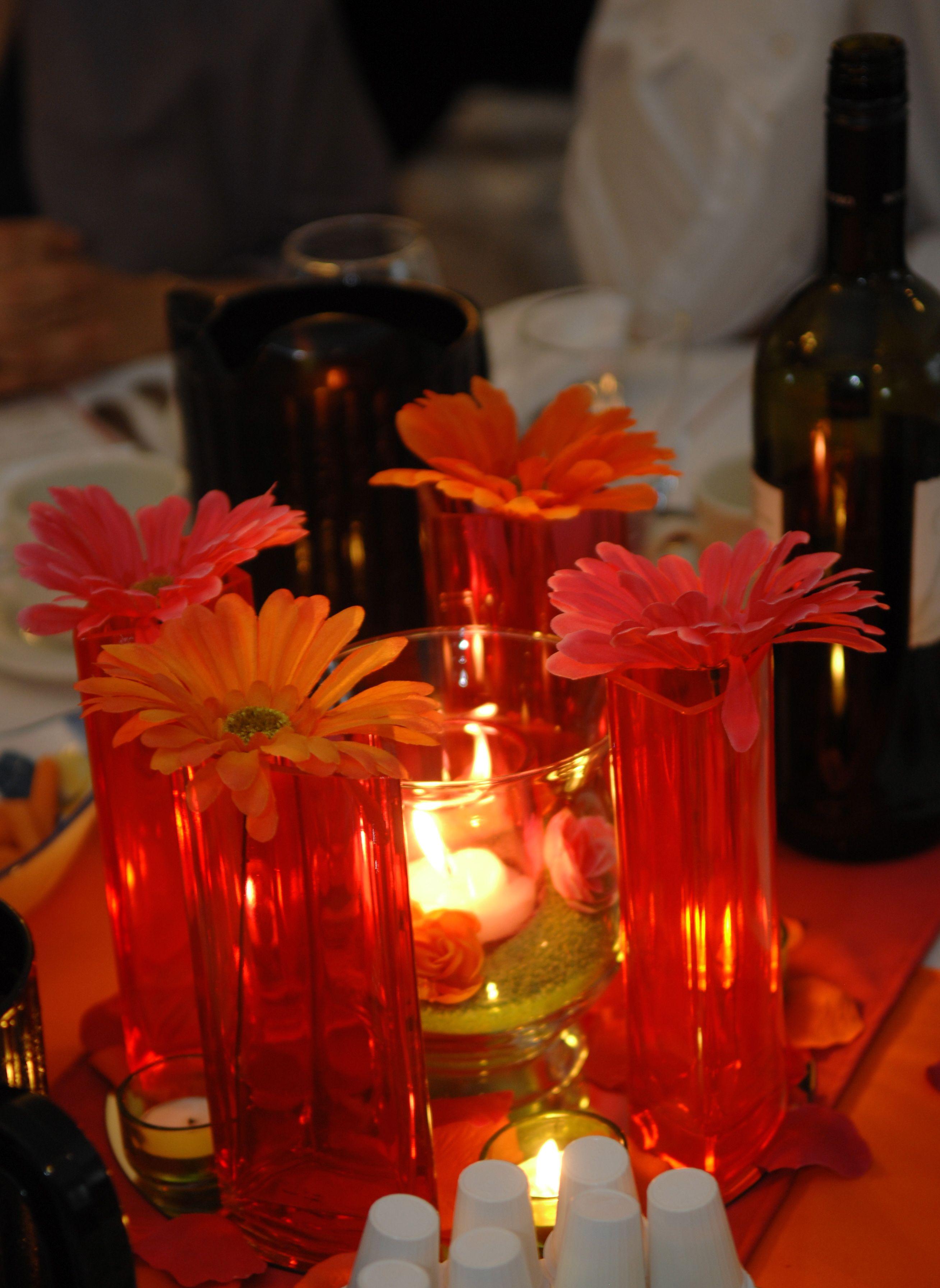 Beau mélange de fleurs avec une belle herbe comme Wedding Bouquet Herbe