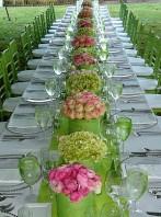 LONGUE TABLE