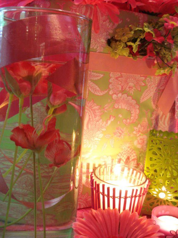 rose bonbon et vert lime tout mignon un parfait mariage de couleurs. Black Bedroom Furniture Sets. Home Design Ideas