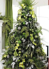 bouclair has gorgeous feathers trees and wreaths that will modernize any christmas decor wwwbouclaircomcontentholidays2012 - Raz Christmas Decorations 2012