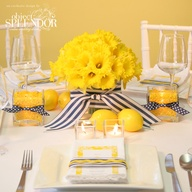 9. STRIPEDCenterpiece
