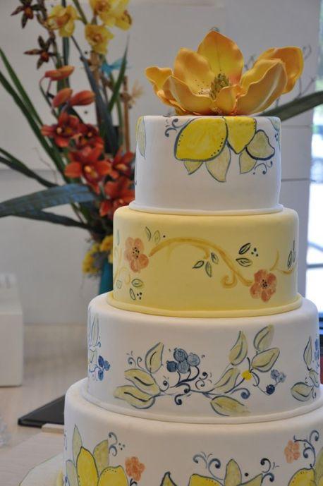 ART NOUVEAU: WEDDING CAKES, Part 5 | Color Me Fabulous!