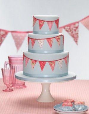 Garland Cake2