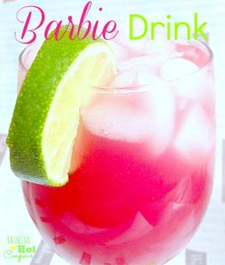 Barbie Drink