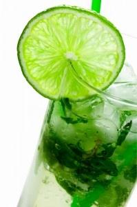 Green Tea Mojitos
