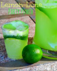 Lemon Lime Party Punch