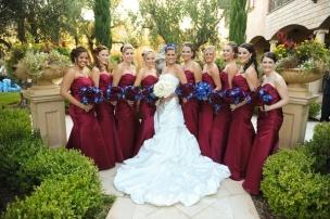 5.4 BRIDESMAIDS